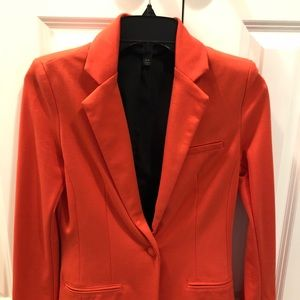 Orange Mossimo blazer